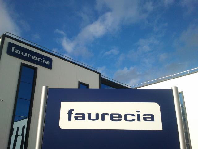 Instalaciones el ctricas industriales - Faurecia interior systems ...